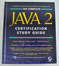 Certification Study Guide: Complete Java 2 Certification Study Guide by Simon Ro