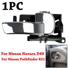 For Nissan Navara D40 Pathfinder R51 Front Rear Right Interior Inner Door Handle