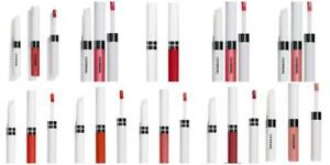 COVERGIRL OUTLAST LIP STICK WITH TOP COAT- CHOOSE YOUR COLOR
