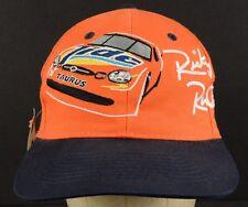 Tide Ford Taurus Ricky Rudd 10 Nascar Driver Orange Baseball Cap Hat Adjustable