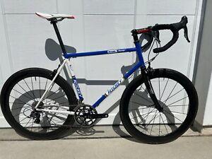 Ritchey Logic Breakaway XL Road Bike Shimano Dura Ace 2x10 Speed w/ Case