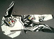 Troy Lee Designs TLD Predator GP Combo Schwarz Weiß Hose Jersey 36/XL NEU DH Fly