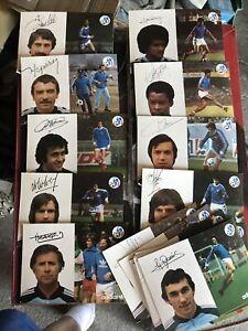 cartes postales Adidas (22) Equipe de France de Football 1979 Platini Et Autres