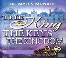 The King the Keys and the Kingdom - Volume 1 - 4 Dvds - Dr. Myles Munroe