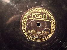 78 GIRI BANDA C.A. MILANO canta INNO A ROMA & SUL CAPPELLO inno degli ALPINI