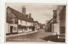 West Wycombe Village 1935 RP Postcard 426a