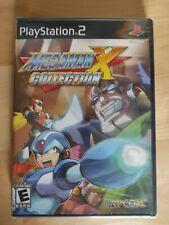 Ps2 Mega man x collection  new sealed ntsc us Capcom