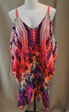 Worthington Woman, 1X, Marcella Feather Top, New with Tags