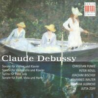 Claude Debussy - Sonatas [IMPORT] [CD]
