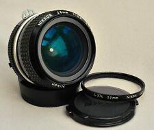 Nikon Nikkor 28mm  2.8 AI, Top Zustand