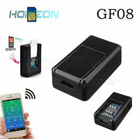GF07/GF08 Mini SPY GPS/GSM Tracker Real Time Tracking Locator Device For Car