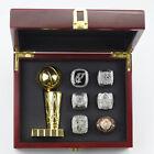 set box Antonio Spurs 1999 2003 2005 2007 2014 championship ring //