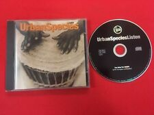 URBAN SPECIES LISTEN 518648-2 1994 BON ÉTAT CD