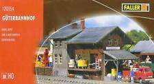 Faller 120154 H0 - Güterbahnhof NEU & OvP