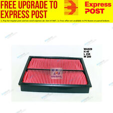 Wesfil Air Filter WA829 fits Ford Courier PC 2.6 i 4x4,PC 2.6 i,PD 2.6 i 4x4,