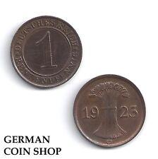 1 Rentenpfennig 1923 - 1924 A D E F G J - bitte auswählen / please select