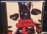 Twiztid - Cryptic Collection 2 CD SEALED insane clown posse house of krazees icp