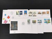 Aland FDC Jahrgang 1995 komplett Ersttagsbriefe/ FDC (LO319