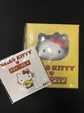 NEW SDCC 2017 Exclusive BAIT x Sanrio Hello Kitty Pacman Figures & Pin