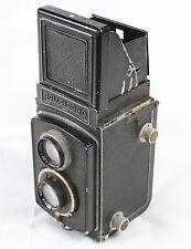 Rollei Rolleicord Rolleikin 6x6 TLR film camera Carl Zeiss Jena Triotar 3.5/75