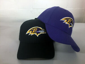 Baltimore Ravens Cap Hat Embroidered Game Men Home Adjustable Curved