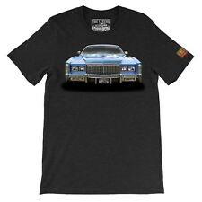 1976 Cadillac Eldorado The Legend Classic Car Men's T-shirts  Made in USA