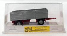 Efsi Models 1/87 Scale Diecast 9497  - Trailer - Grey