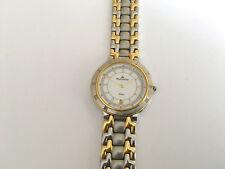 Excelent Maurice Lacroix steel & gold Date 92169 Quartz Two Tone Unisex Watch