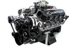550Hp Big Block Chevy 489 Stroker Custom BBC Crate Engine Complete 454 496 502
