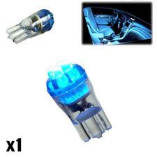 1x Peugeot 206 1.6 501 W5W Bombilla Cortesía Interior azul nuevo luz LED de alta potencia