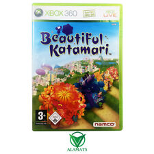 Beautiful Katamari  (Xbox 360) Very Good - Third Person Action Puzzle - PAL