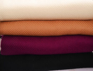 4Ply THROW 125x250 BOYSENBERRY/ CAMEL / WHITE /BLACK 100% Cashmere Blanket