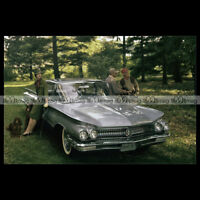 #pha.003127 Photo BUICK LESABRE 4-DOOR SEDAN 1960 Car Auto