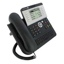 Poste Alcatel Lucent 4039 noir - Très bon état - vente suite passage IP