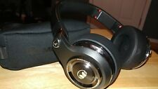 Monster Elements Over the Ear Headband Headphones - Black Slate