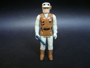 Excellent/ Mint Rebel Soldier + Original Weapon Vintage Star Wars Figure!