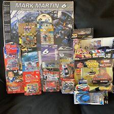 Mark Martin Nascar Diecast Collection + Bobble Head + Poster + RC car + MORE !!!