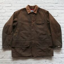 Vintage Polo Ralph Lauren Shooting Hunting Jacket Size L Plaid Wool Lined