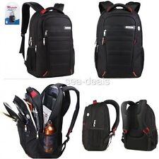 School Backpacks For Teen Boys College Student Bookbag Travel Laptop Bag Case 17