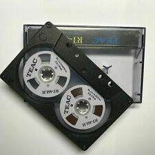 Teac Audio Kassette Neue Weiss Reel to Reels Cassettes