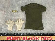 SOLDIER STORY Modern Shirt Gloves Sunglasses 1/6 ACTION FIGURE TOYS dam did
