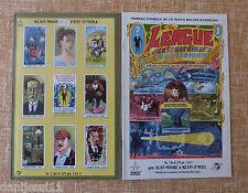 The League of Extraordinary Gentlemen, nº 1 y 2 de 6, America´s Best Comic, 2000