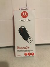 Motorola Boom 2+ Wireless Headset (MH003A) water resistan