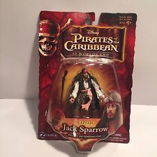 Disney Pirates of the Caribbean Worlds End Captain Jack Sparrow Action Figure NE