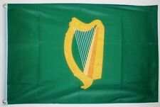 LEINSTER FLAG 3X2 FEET IRISH EIRE IRELAND Mide Osraige Harp flags