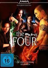 THE FOUR Die Verschwörung des Bösen DVD (2013) Neu/OVP von Gordon Chan