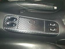 Carbon Fiber Finish Ashtray Panel Cover : fits Porsche 911 996 & Boxster 986