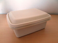 VINTAGE TUPPERWARE *FREEZE & SAVE* ICE CREAM KEEPER #1254 STORAGE CONTAINER.