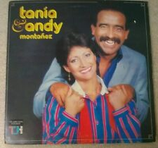 Tania y Andy Montanez TOP HITS TH-AMF-2256 VG+ LP #2312