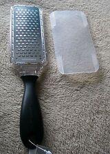 Stainless Steel Handheld   Zester Grater-Cheese/Nutmeg/Chocolate GASTROMAX
